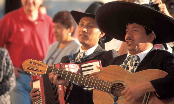 мексиканский гитарист