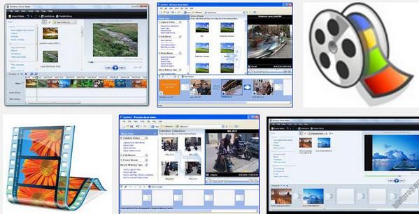Windows Movie Maker 2.1 и 2.6 (русская версия)