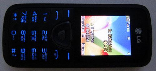 Телефон LG a230