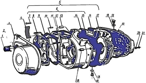 двигатель минска